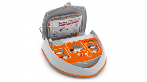 CardiAid Semiautomatisk hjertestarter